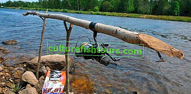 DIY sprzęt do łowienia karpi