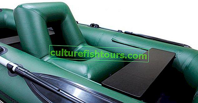 Krzesła nadmuchiwane z PVC