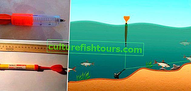 DIY plutajući marker