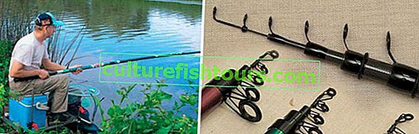 Bolognese Angelrutenausrüstung für die aktuelle Fischerei